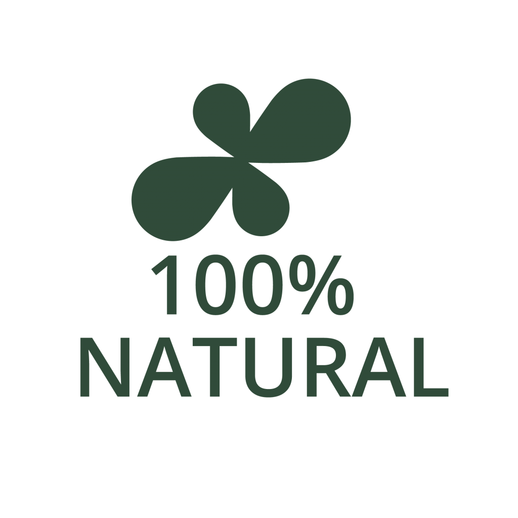 Always made from 100% natural hemp